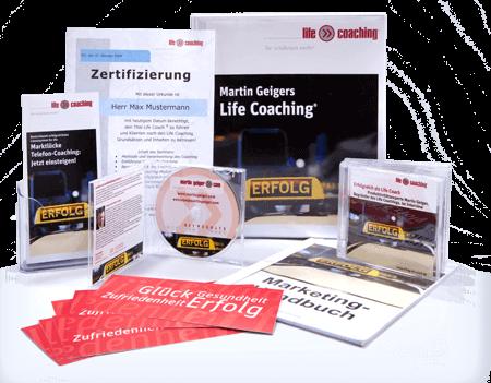 Unterlagen - Life Coach nach Martin Geiger