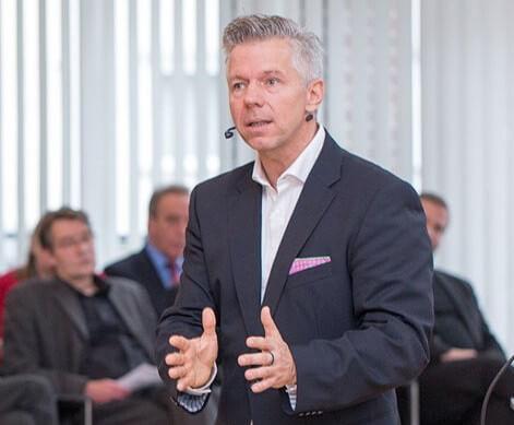 Martin Geiger verbuchte bereits früh Erfolge in der Finanzdienstleistungsbranche
