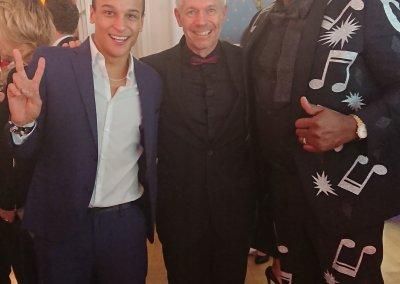 _MG mit DSDS-Gewinnern Prince Damien und Alphonso Williams