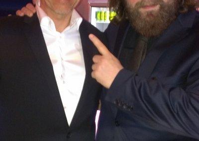 _MG mit Schauspieler Antoine Monot Jr.