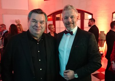 _MG mit Sportmoderator Waldemar Hartmann