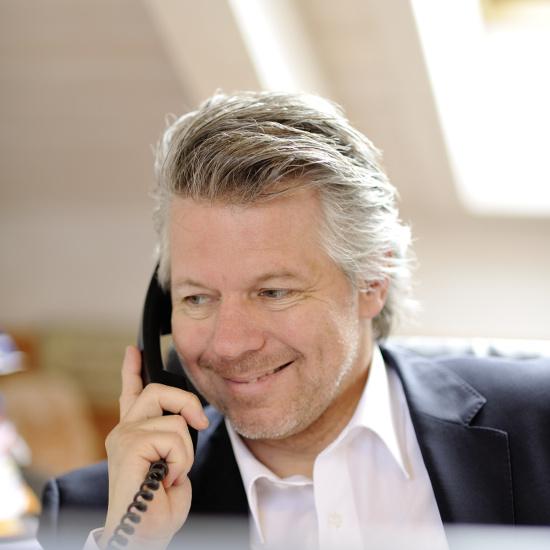 Martin Geiger erhöht als Effizientertainer die Effizienz in Ihrem Unternehmen auf unterhaltsame Weise.
