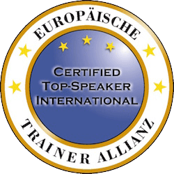 Europäische Trainer Allianz - Certified Top-Speaker International
