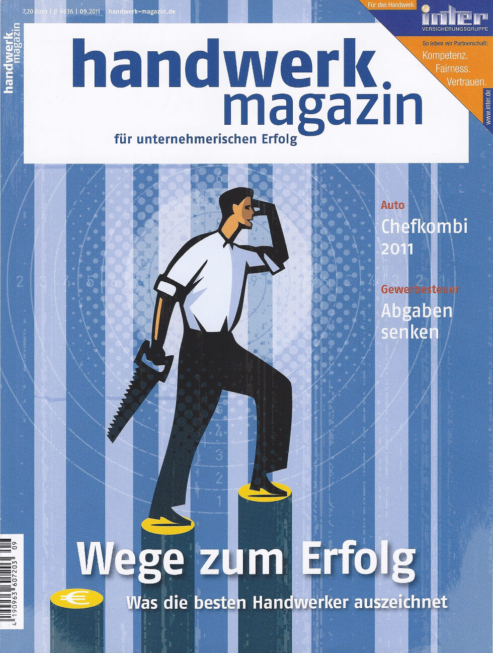 Handwerk Magazin Sep 2011