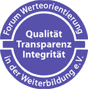 Siegel - Transparenz in der Weiterbildung