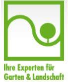 Logo Experten Garten Landschaft