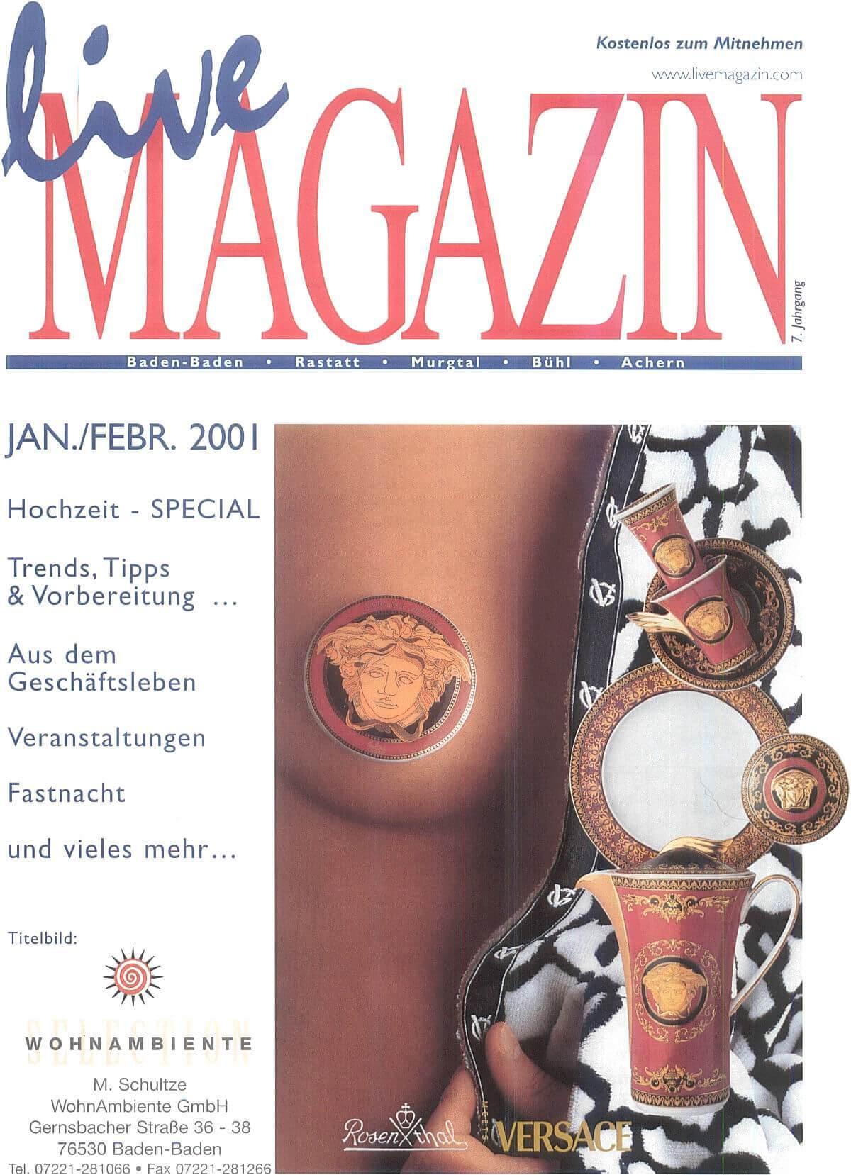 live Magazin