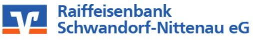 Logo Raiffeisenbank Schwandorf