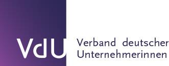 Logo Verband deutscher Unternehmerinnen