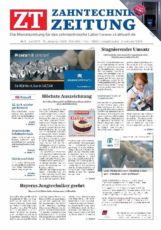 Zahntechnik Zeitung