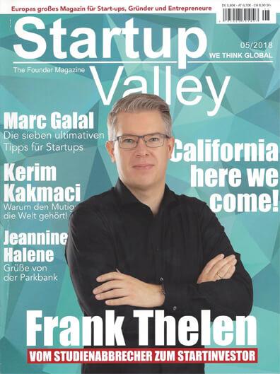 Startup-Valley 05-2018