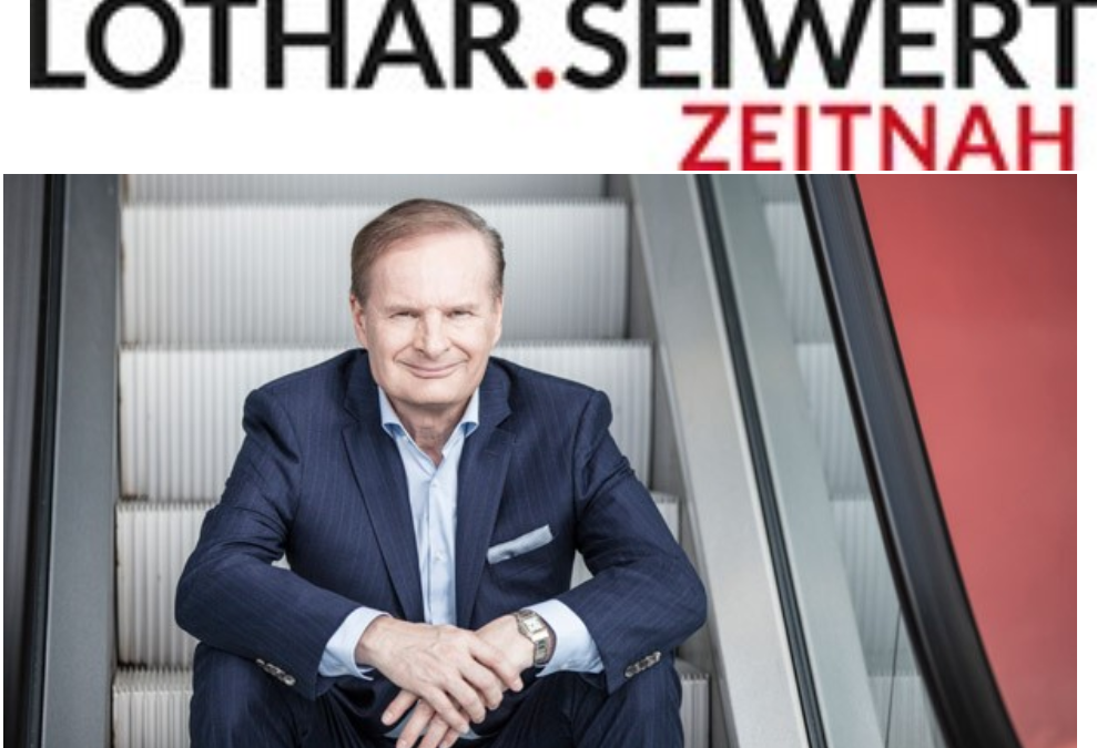 Prof. Dr. Lothar Seiwert – Die Tiger Strategie – Wer für seine Erfolge nicht selber sorgt, hat sie nicht verdient!