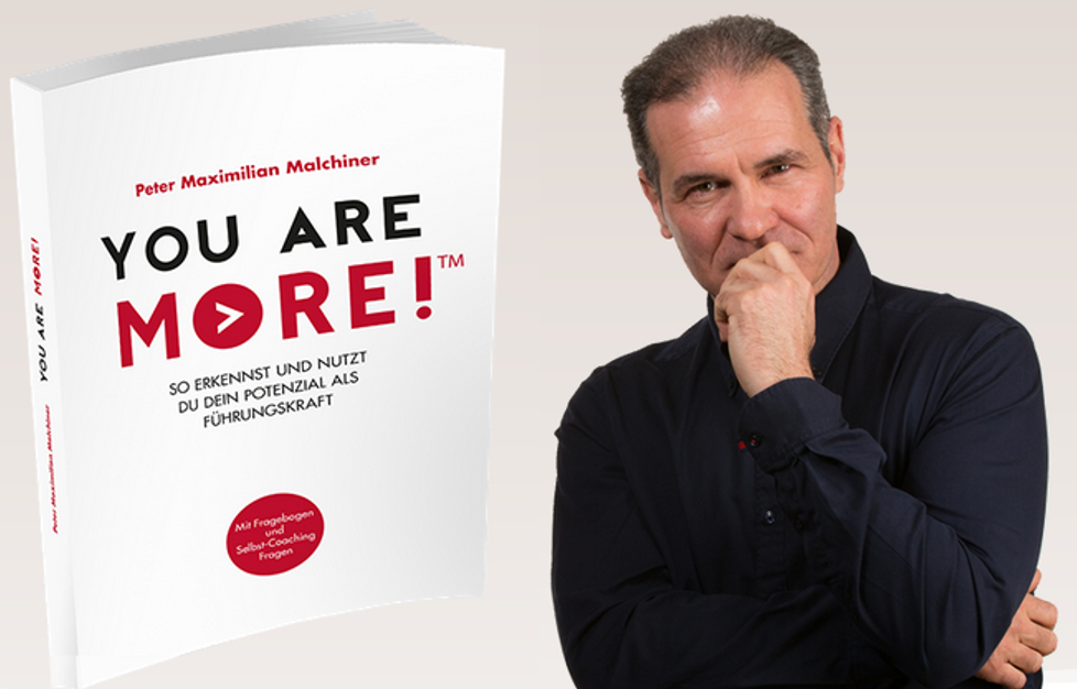 """Oben ist besser"" 2019 mit: Maximilian Malchiner ""You are more!"""
