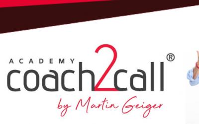 Endlich ist es soweit: Pre-Launch der Coach2Call – Academy