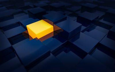 Die gelbe Box
